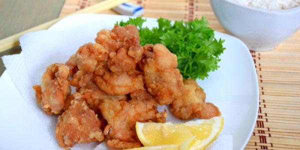 Chicken Karaage- Japanese fried chicken