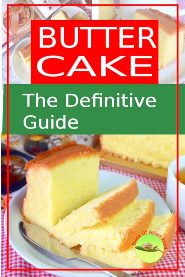 Butter cake recipe (Complete guide- how to make in 8 simple