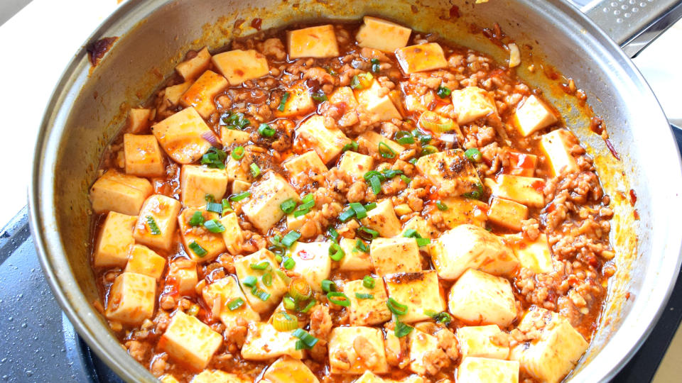 How to cook the authentic Mapo Tofu