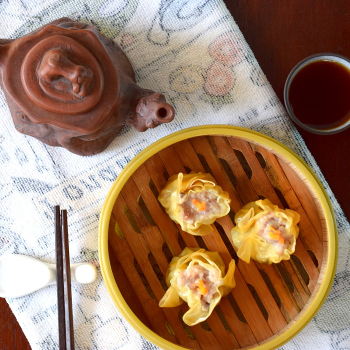 how to make siew mai at home