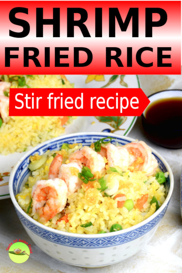 This article shows you all the important technique to prepare a Chinese style fried rice.
