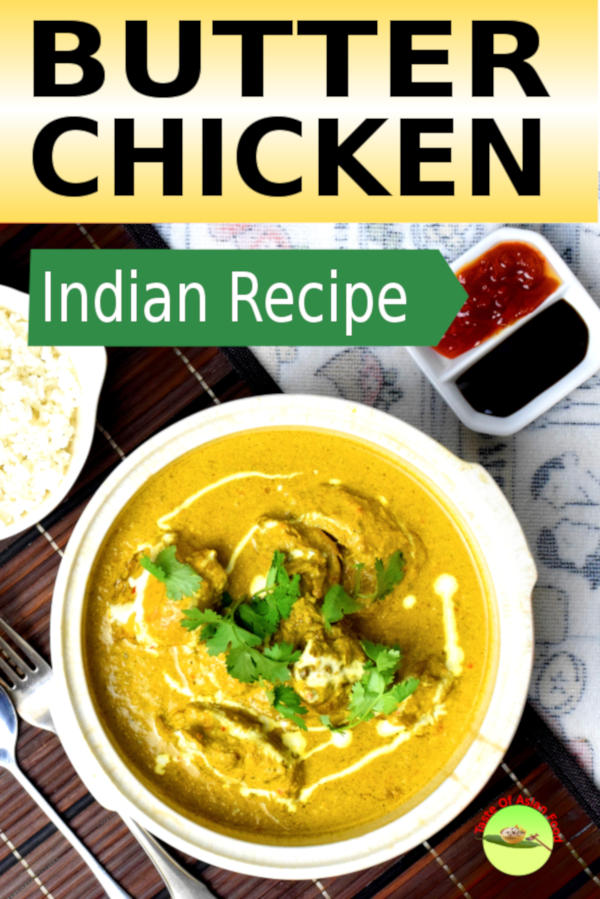Butter chicken (Murgh Makhani) is an incredible Indian dish disguised by its common name. Butter chicken is on the menu of every Indian restaurant in Delhi, London, New York, Melbourne and everywhere in between.