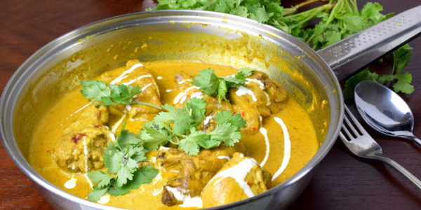 How to cook outstanding butter chicken with only a saucepan