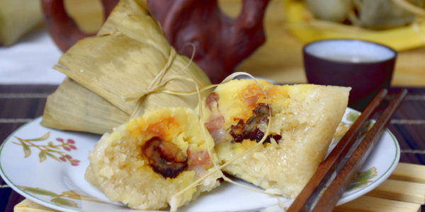 Zongzi recipe- 6 easy steps to make the best rice dumplings