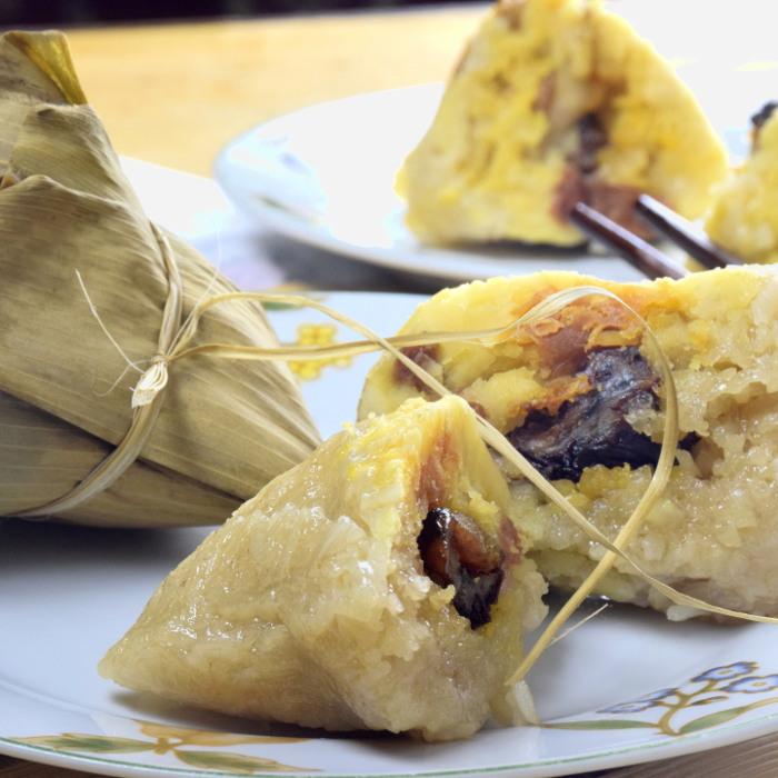 Cantonese zongzi recipe