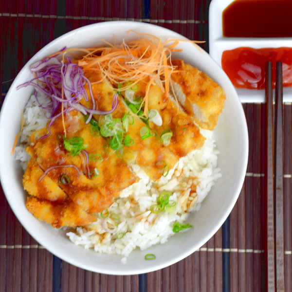 chicken katsu don recipe