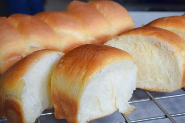 Hokkaido mild bread