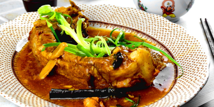 Chinese pork ribs featured image