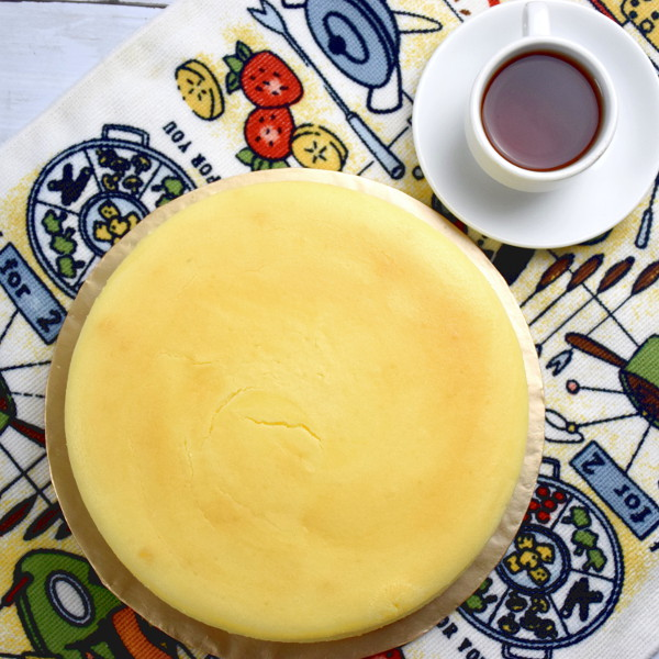 How to make Japanese cheesecake