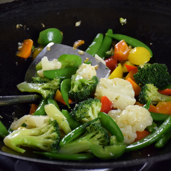 Vegetable Stir Fry How To Prepare In 4 Easy Steps