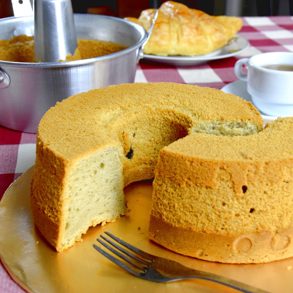 green tea chiffon cake recipe