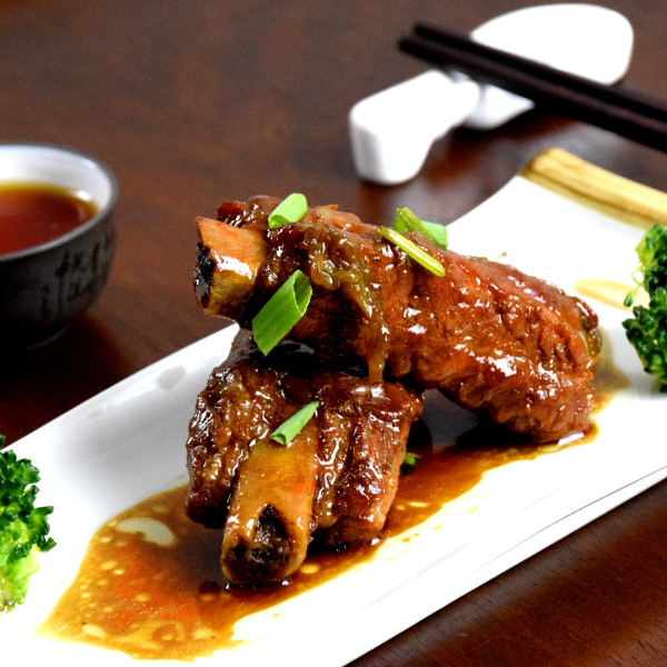 Chinese Pork Ribs Wuxi Spareribs How To Make In 4 Simple Steps
