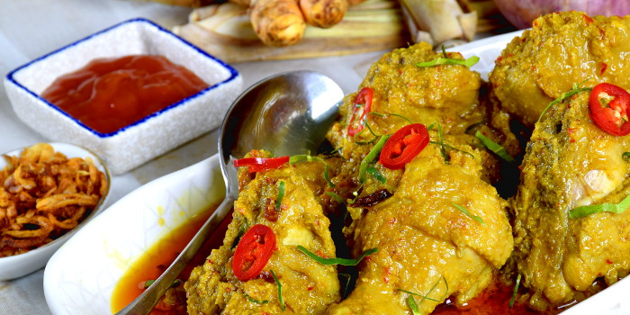 kapitan chicken recipe