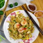 authentic pad thai recipe