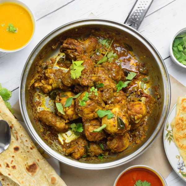 easy Indian chicken recipe