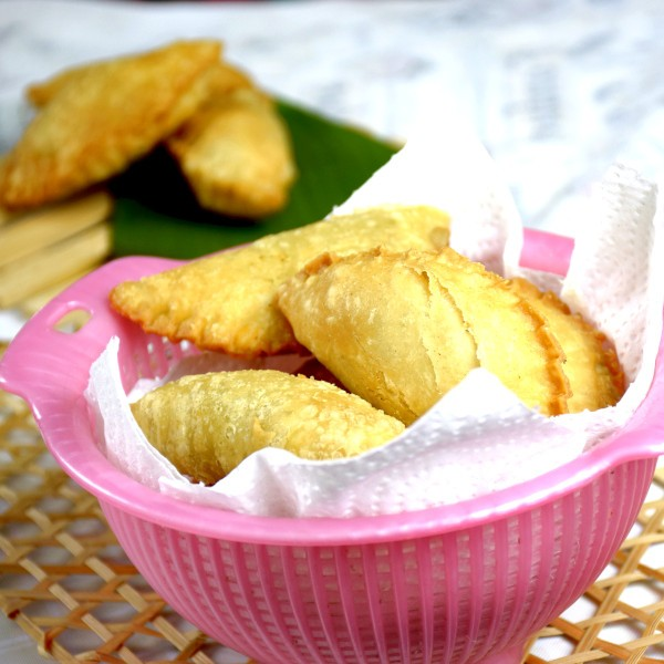 Chinese puff pastry