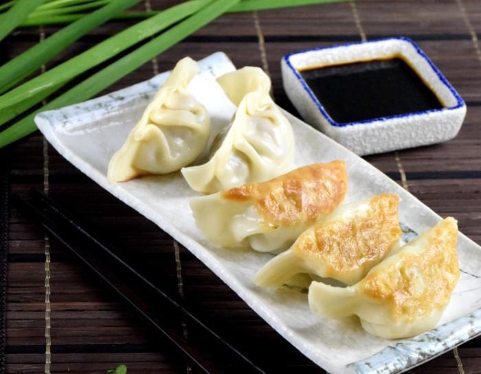 japanese dumplings