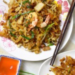 The Penang Char Kuey Teow recipe
