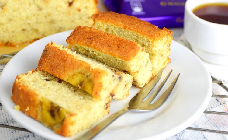 how to make banana butte cake