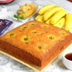 banana bitter cake recipe