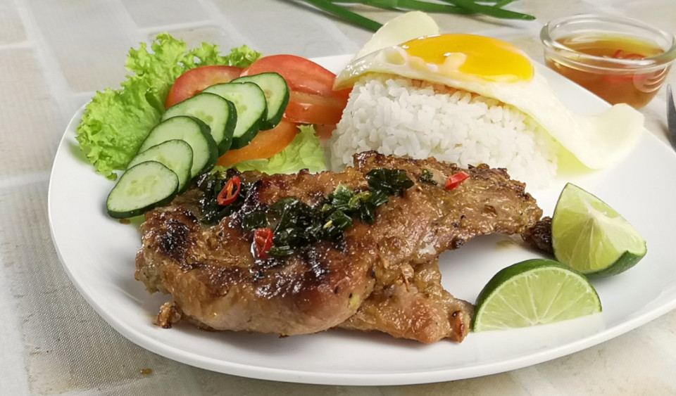 Vietnamese pork chops – How to prepare in 30 minutes