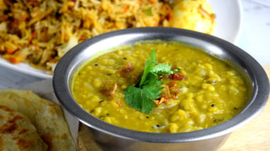 dhal recipe