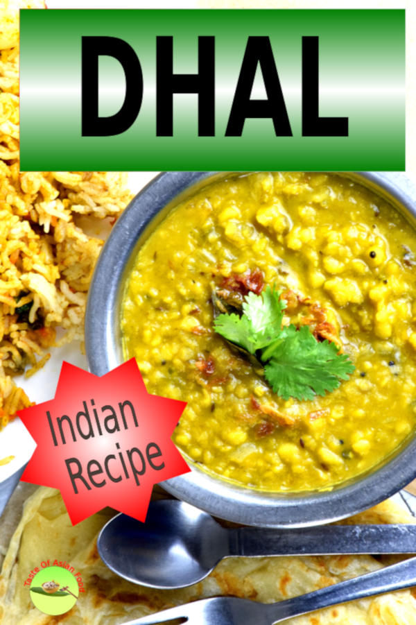 Dhal is one universal Indian dish that like by everyone in Malaysia. It is the comfort food that transcends cultures, races, gender, old and young, serve in the restaurant as well as the 'Mamak' store at the alleys. Here is my version of the easy dhal recipe with some Malaysian influence, quick to make, highly popular, and extremely nutritious.