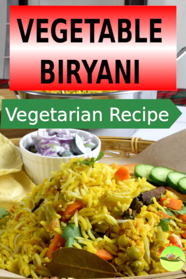 You will love this vegetable biryani which is fit to grace the banquets tables of the Mughal court. The good news is you can replicate it at home anytime by following the recipe. And who says food without meat is boring? This vegetable biryani is prepared with a plethora of spices and fresh ingredients which transforms the traditional elements to a culinary wonder.