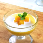 The Mango Pudding recipe
