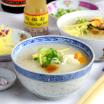 The Cantonese rice porridge recipe