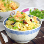 Yang Chow fried rice 扬州炒饭 Recipe