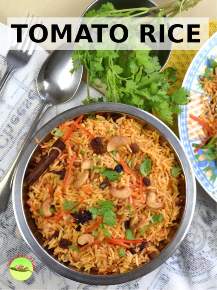 tomato rice cooker