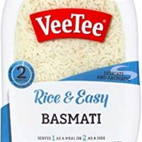 Veetee Dine In Rice - Microwavable Basmati Rice - 9.9 oz - Pack of 6
