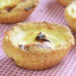 Portuguese tart recipe