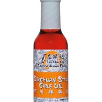 Szechuan Style Chili Oil 5 oz.
