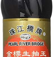 Pearl River Bridge Golden Label Superior Light Soy Sauce, Plastic Bottles, 16.9 oz