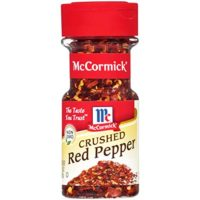 McCormick Crushed Red Pepper, 1.5 oz