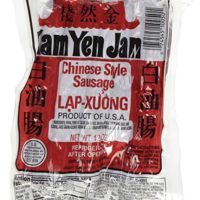 Kam Yen Jan Chinese Style Sausage 12oz (Pack of 3)
