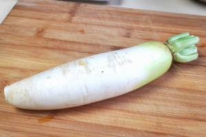 Chinese white radish (turnip)