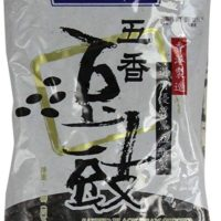 Chinese Douchi - Fermented Black Beans - 16 Oz Bag Each (Basic pack)