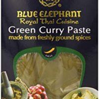Blue Elephant Royal Thai Cuisine Green Curry Paste 70g