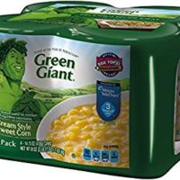 Green Giant Cream Style Sweet Corn, 4 Pack, 14.75 Ounce