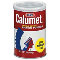Calumet Double Acting Baking Powder (7 oz Can)