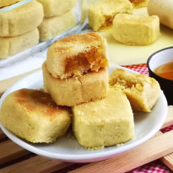 Taiwanese pineapplecake recipe