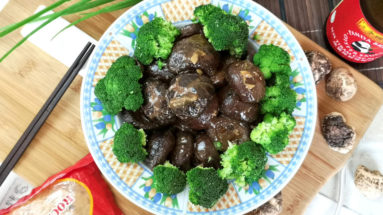 braised mushropm recipe