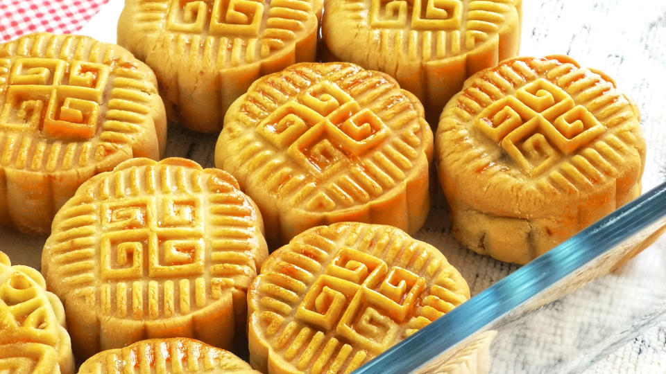 Mooncake recipe – (Quick and easy)