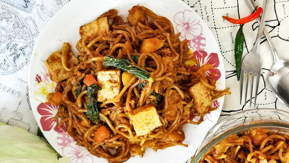 mee goreng recipe
