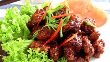 General Tsos chicken recipe feature iamge
