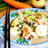 Crab Meat Recipe with tofu
