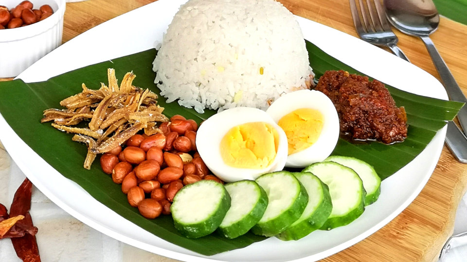 Nasi Lemak 椰漿飯 – How to cook (the complete guide)